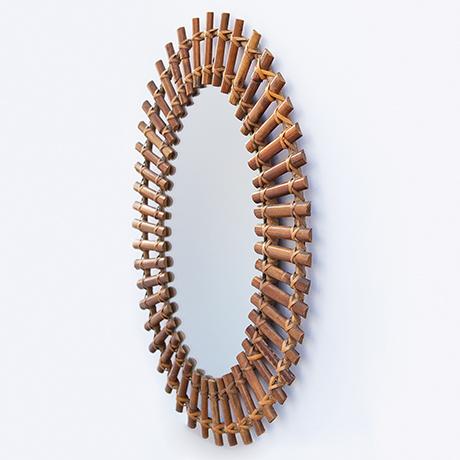 Albini-wall-mirror-bamboo-rattan-oval